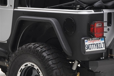 Smittybilt Jeep XRC Armor Corner Guards
