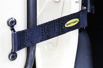 Smittybilt Jeep Adjustable Door Straps