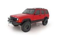 Smittybilt Jeep XRC Body Cladding Cherokee