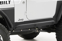 Smittybilt Jeep XRC Armor Rock Guards JK