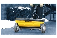SnowEx Walk-Behind Drop Spreader