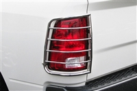 Steelcraft Taillight Guard - 304 Stainless Steel