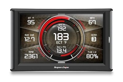 Superchips TrailDash 2 Performance Tuner