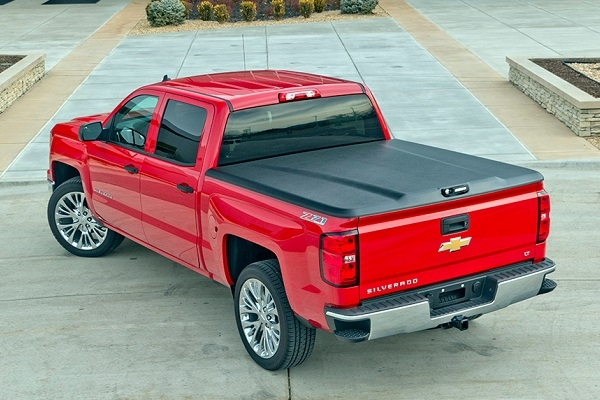 undercover truck bed cover struts