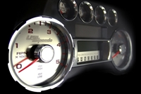 US Speedo Speedometer Gauge Faces