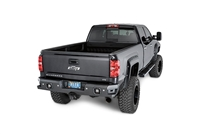 Warn Industries Ascent Rear Bumpers