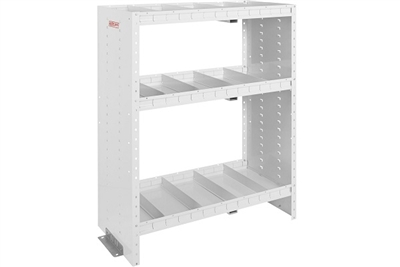 Weather Guard Van Shelving