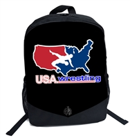 USA Wrestling black