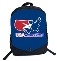 USA Wrestling blue