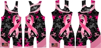 Breast Cancer Awareness Singlet