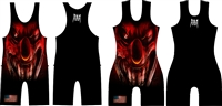 The Evil One Singlet