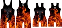 Fire Dragon Singlet
