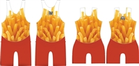 French Fries Singlet