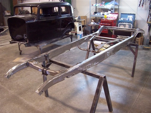 1931 1933 Chevy Pickup Chassis