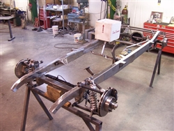 1931-1932 Chevy Car Chassis
