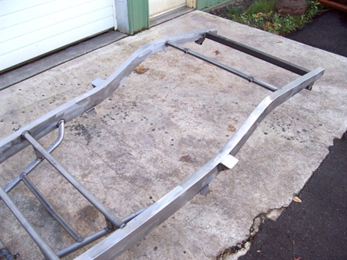 1937 Chevy Car Chassis