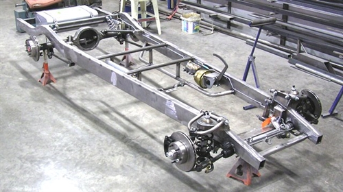 1939-1940 Chevy 1/2 Ton Truck Chassis