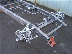 1941-1946 Chevy 1/2 Ton Truck Chassis