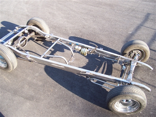1931-33 Chevy Car & Truck Frame Rails