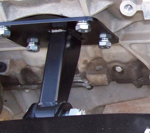 Chevy LS-V8 motor mounts