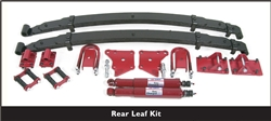 TCI Leaf-spring Rear Suspension Kit
