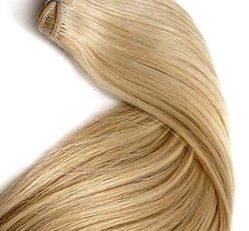 "18"" human hair track extensions- Straight"
