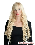 26 inch long Remy Hair Extensions: 100% Human Hair