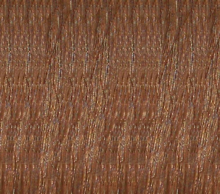 Hair Extension Sample Number 30 Light Auburn