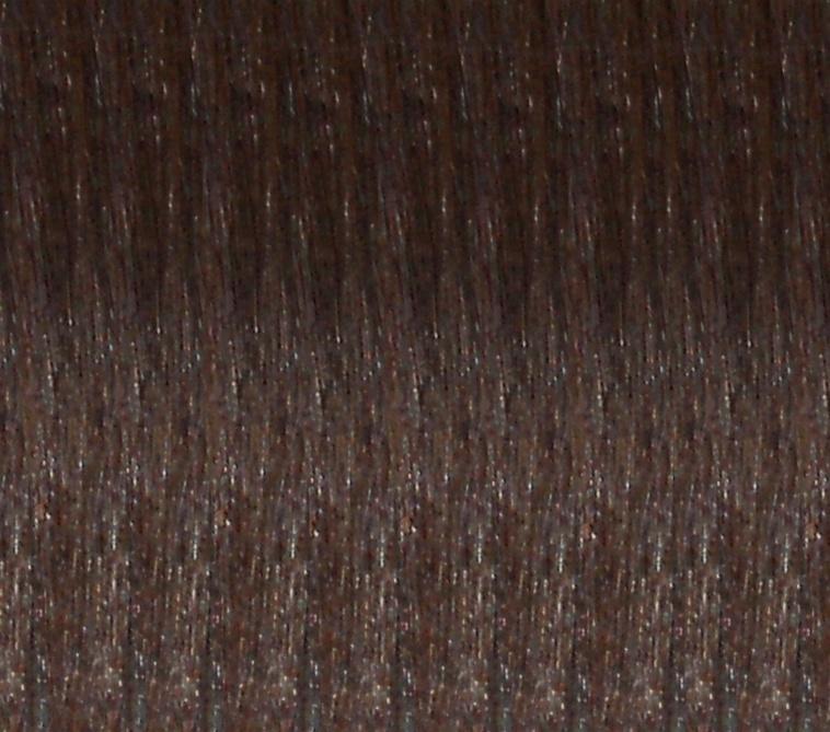 Hair Extension Sample Number 4 Medium Brown Reddish Undertone