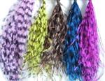 Grizzley Real Feather Extensions, thin