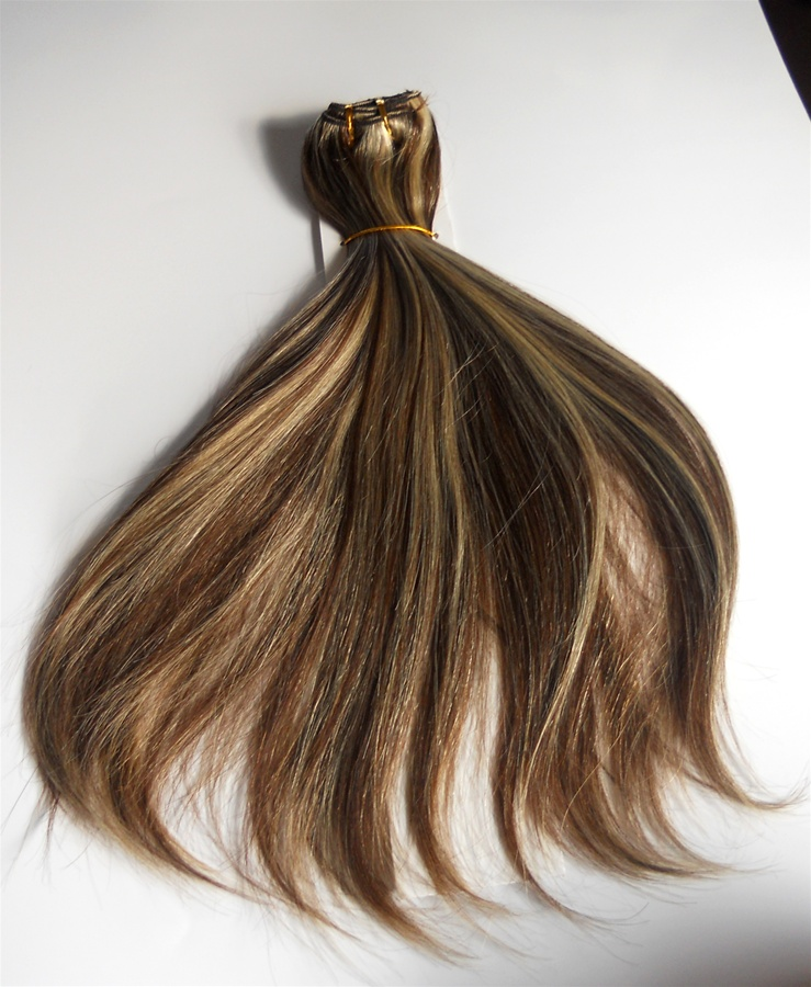 Beyond The Beauty 16 Quot Clip In Remy Hair Extensions