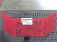 Bad Boy Mower Part AOS Back Pump Cover 2008