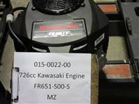 Bad Boy Mower Part 726cc Kawasaki Engine-FR651V-S00-S