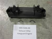 Bad Boy Mower Part Exhaust 35hp Vanguard Engine
