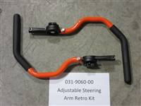 Bad Boy Mower Part - 031-9060-00 - Adjustable Steering Arm Retro Kit