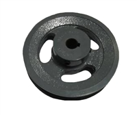 "Bad Boy Mower Part - 033-5003-00 - 5"" Cast Pump Pulley - 15mm"