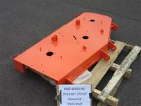 "Bad Boy Mower Part - 060-6060-00 - 2013 & UP 60"" cZT Deck"