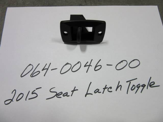 Bad Boy Mower Part - 064-0046-00 - 2015 Seat Latch Toggle