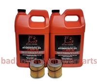 Bad Boy Mower Part - 085-4050-00 - Outlaw Hydro Service Kit (ZT5400 Transaxles Require an Additional Gallon of Hydro-Fluid)