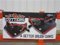 Bad Boy Mower Part - 088-8085-00 - 2018 3X6 Cutters Banner