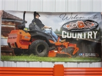 Bad Boy Mower Part - 088-8092-00 - RENEGADE BANNER