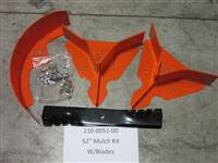 Bad Boy Mower Part - 210-0051-00 - 52 Mulch Kit w/blades
