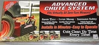 Bad Boy Mower Part BAD BOY ADVANCE CHUTE