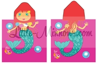 Kids Mermaid Towel