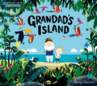 Grandad's Island Book www.Little-Minnows.com