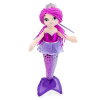 Olivia Pink Mermaid Available at Little-Minnows.com