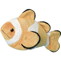 Bobo Clown Fish Plush Available at Little-Minnows.com