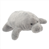 Manatee Plush Available at Little-Minnows.com