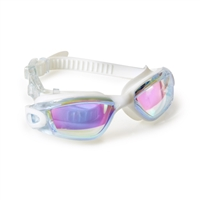 Pure White Color War Goggles available at www.Little-Minnows.com