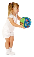 Melissa and Doug 2-in-1 Talking Ball Learning Toy at www.little-minnows.com
